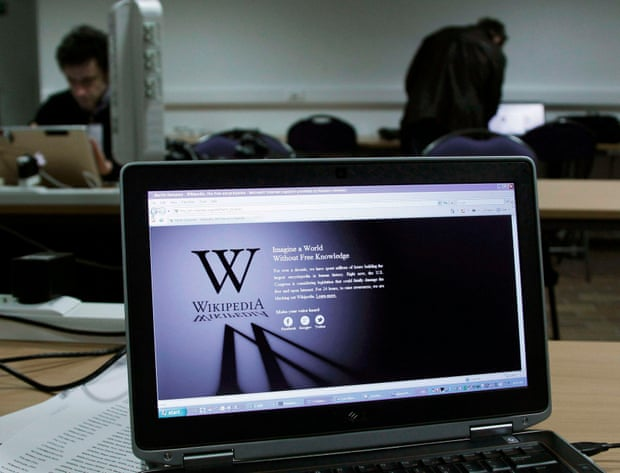 Making the edit: why we need more women in Wikipedia-  iWONDER