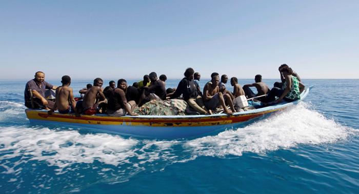 Ocean Viking rescata a 60 personas en el Mediterráneo