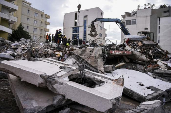 Azerbaijan allocates 500,000 euros to quake-hit Albania