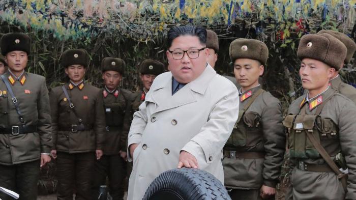 """""""Pjöngjangs Weg 2020 wird militaristischer"""""""