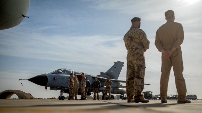 Frankreich und Deutschland streiten über Kampfjet