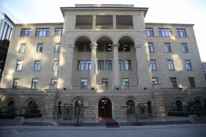 """Ministerio de Defensa:   """"Los medios de comunicación armenios informan sobre las muertes en el frente del ejército azerbaiyano – desinformación"""""""