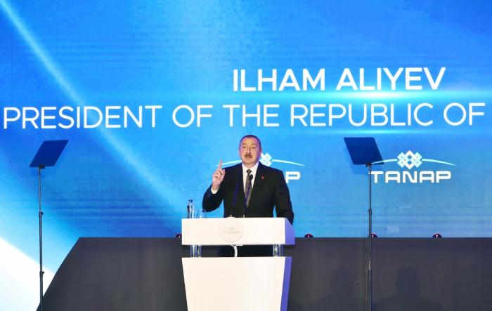 """""""Türkiyə ilə iki qardaş ölkə kimi çiyin-çiyinə irəliyə gedəcəyik"""" - Prezident"""