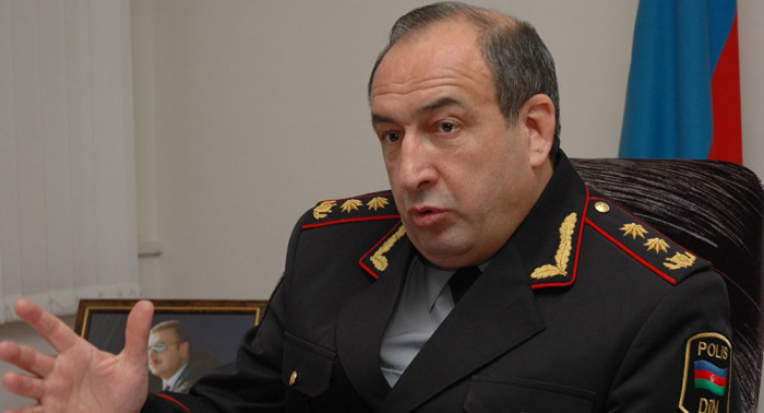 Maharram Aliyev promoted to Colonel General