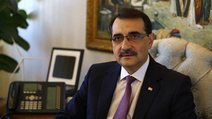 """Ministre turc:   """"Le gazoduc transanatolien (TANAP) a surmonté tous les obstacles"""""""