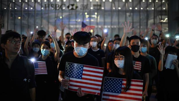 Le Sénat américain adopte un texte soutenant Hongkong face à Pékin