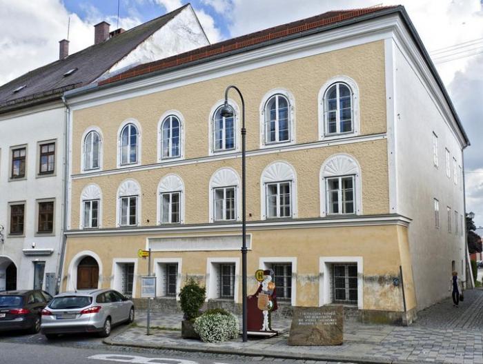 Autriche:  la maison natale d