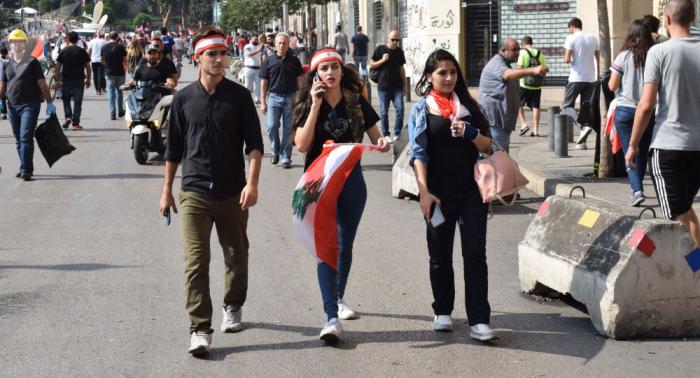 تواصل الاحتجاجات في لبنان لليوم الـ 29 على التوالي في ظل حراك سياسي خجول