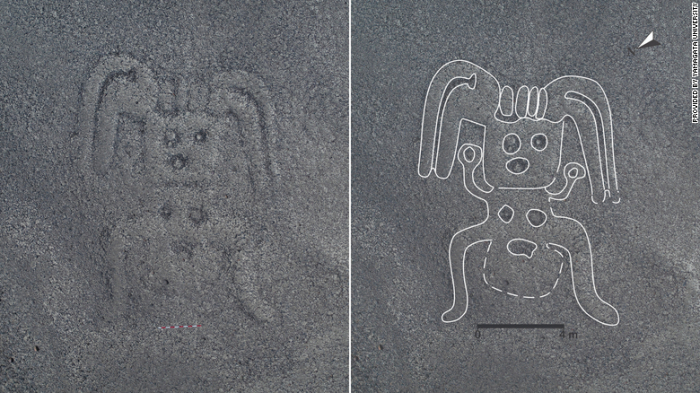 Over 140 new geoglyphs discovered in Peru