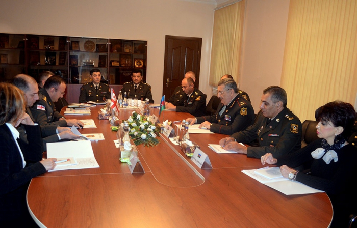 Baku hosts working meeting of military medical specialists