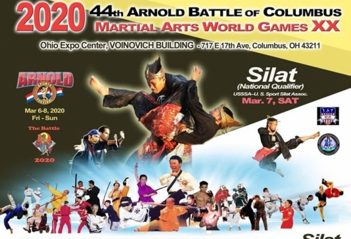 Azerbaijani fighters to compete at 44th Arnold Battle of Columbus Martial Arts World Games 2020