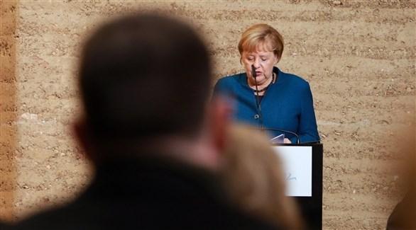 ميركل: على الأوروبيين تحمل المزيد من المسؤولية داخل الناتو