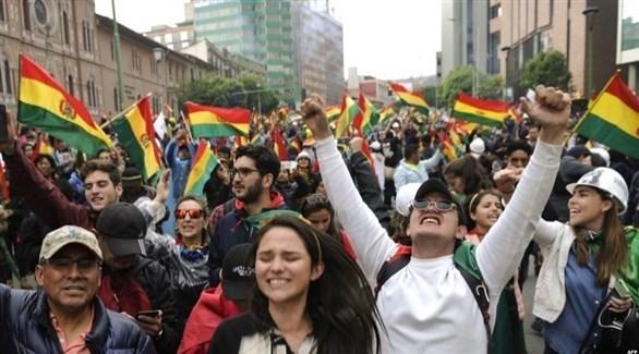 اعتقال رئيسة ونائب رئيس المحكمة الانتخابية في بوليفيا