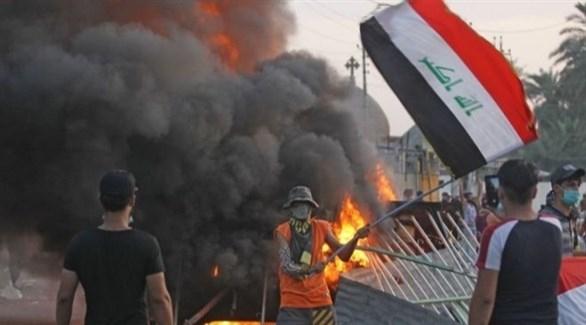 واشنطن تحض على إجراء انتخابات مبكرة في العراق ووقف العنف ضد المحتجين