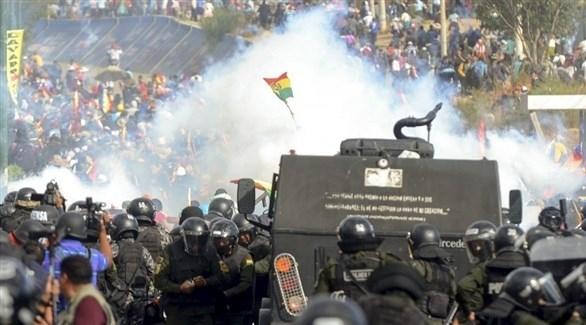 بوليفيا: مقتل 5 مؤيدين للرئيس السابق