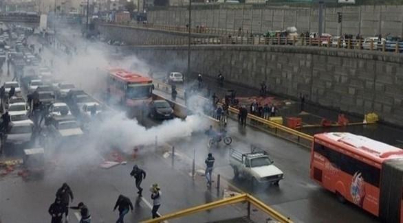 عدوى الاحتجاجات تنتقل من العراق إلى قلب إيران