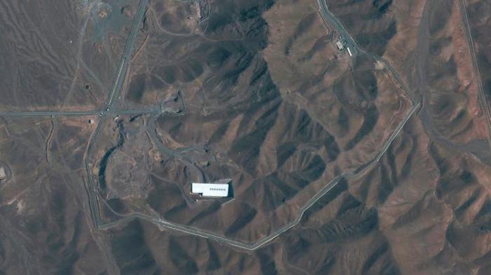 Iran reichert Uran in Atomanlage Fordo an