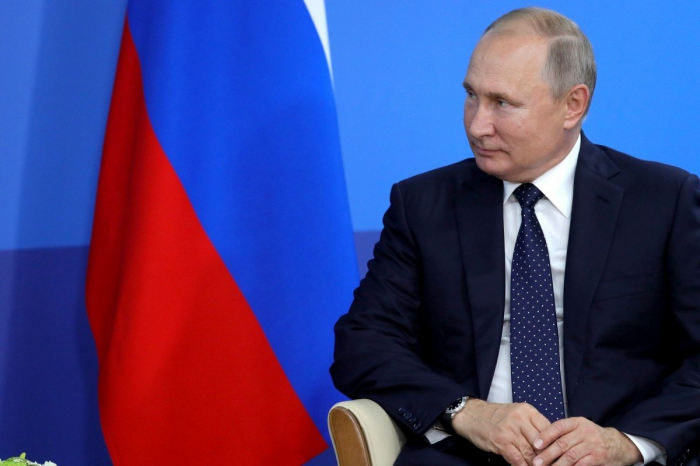 Putin həmkarları ilə görüşdən imtina etdi