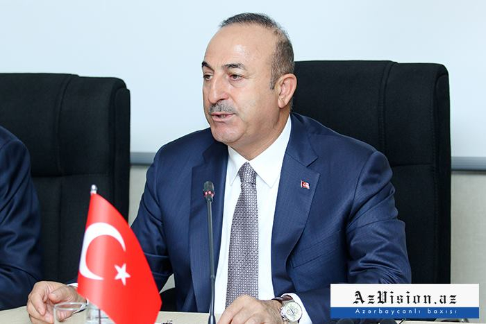 Çavuşoğlu Azərbaycan xalqını təbrik edib
