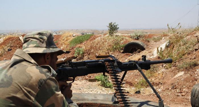 """مراسل """"سبوتنيك"""": مقتل 4 جنود سوريين بقصف صاروخي تركي شمال الحسكة"""