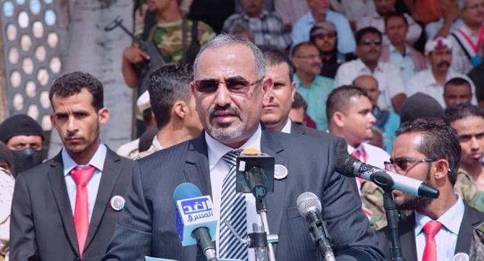 رئيس الانتقالي الجنوبي اليمني يوجه دعوة إلى روسيا
