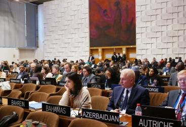 """En la reunión de comisión de la UNESCO se discute el papel de Azerbaiyán en el programa de la """"Gran Ruta de la Seda"""""""