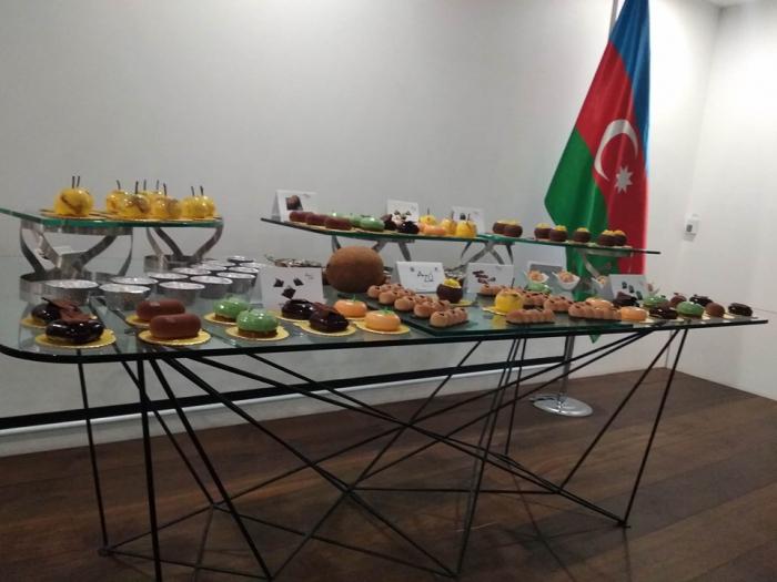 Evento gastronómico en la Embajada de Venezuela en Azerbaiyán-  Fotos