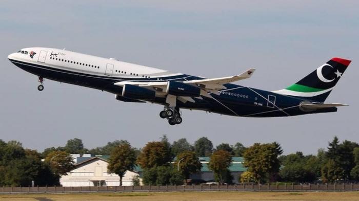 """ليبيا.. """"الوفاق"""" تحتجز طائرة بمصراتة وتمنع عودتها لبنغازي"""
