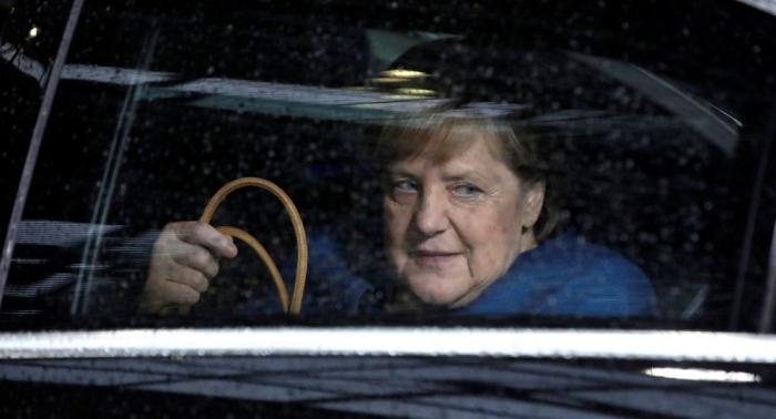Merkel stellt Ankara neue Hilfen für syrische Flüchtlinge in Aussicht