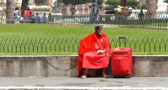 Italien eröffnet Heime für geschiedene Männer