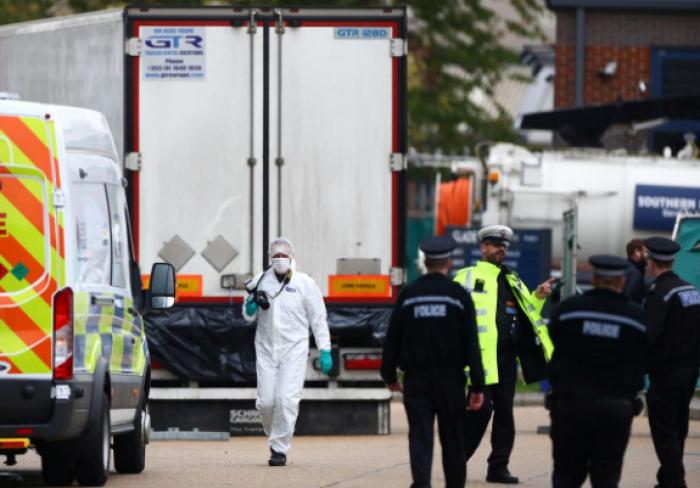 Vietnam police confirm all 39 UK truck death victims were Vietnamese