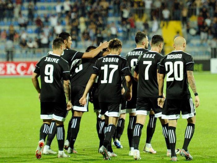 """APOEL və """"Qarabağ""""ın start heyətləri"""
