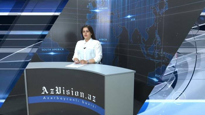 AzVision TV publica nueva edición de noticias en ingléspara el 20 de noviembre-  Video