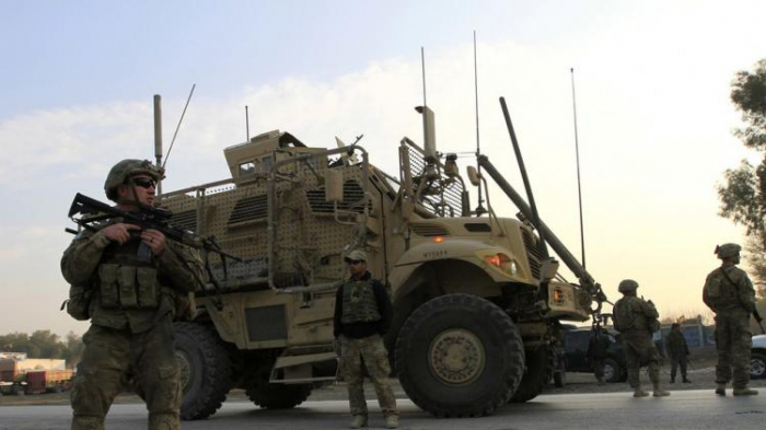 US convoy hit by suicide attack in Afghanistan