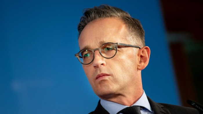 Außenminister Maas zu Gesprächen über Ostukraine in Kiew