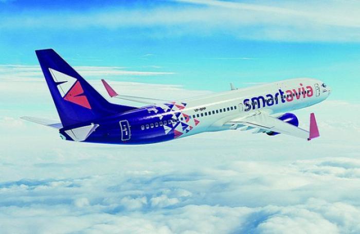 Smartaviaoperará vuelos desde San Petersburgo a Bakú