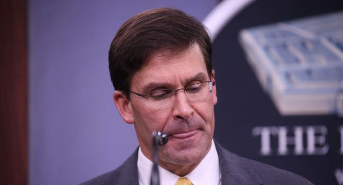 مارك إسبر يطالب سيئول بزيادة الإسهام في تكاليف بقاء القوات الأمريكية