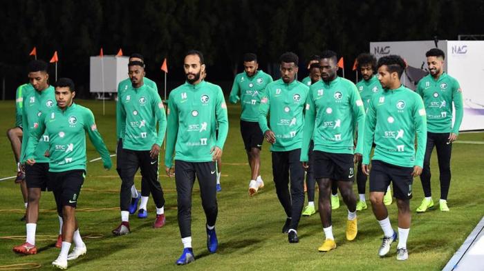 انسحاب الخيبري من تدريبات المنتخب السعودي