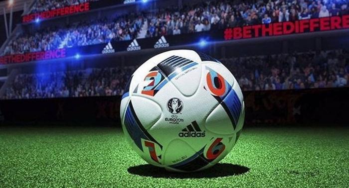 Avropa çempionatının topu təqdim edilib