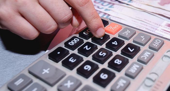 Vergi ödəyicisinin ödəmələri seçdikləri metoda görə dəyişir