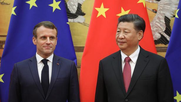 Pékin annonce des contrats avec la France pour 15 milliards de dollars