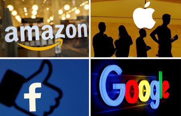 Google, Facebook, Amazon and Apple offer defense in congressional antitrust probe