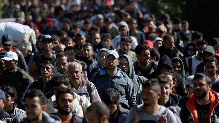 كم يبلغ عدد المهاجرين غير الشرعيين في أوروبا؟
