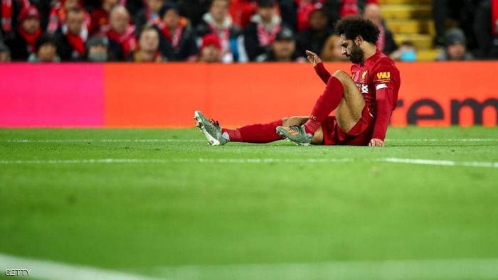 """ليفربول يتلقى """"خبرا صادما"""" بشأن محمد صلاح"""