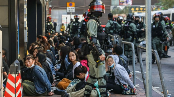 Peking sieht Entscheidungsgewalt über Verfassung alleine in China