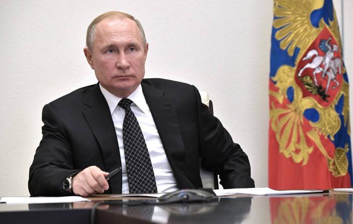 Putin 11 generalı işdən çıxardı