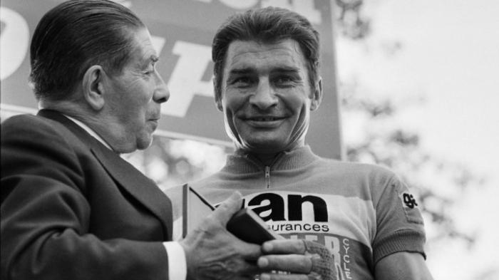 Französisches Radsportidol Raymond Poulidor gestorben