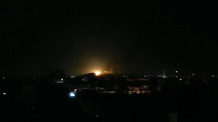Defensa antiaérea siria frustra agresión israelí en Damasco