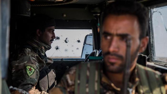 Türkische Jets bombardieren Kurden