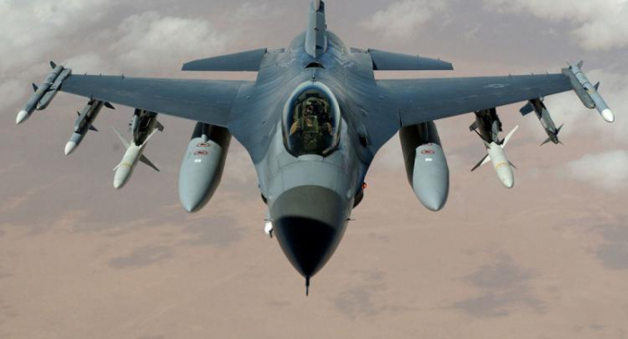 US F-16 accidentally drops inert bomb while on training flight in Japan